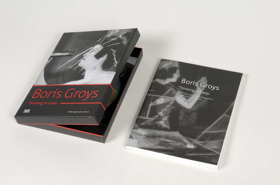 Boris Groys, DVD, Publikation