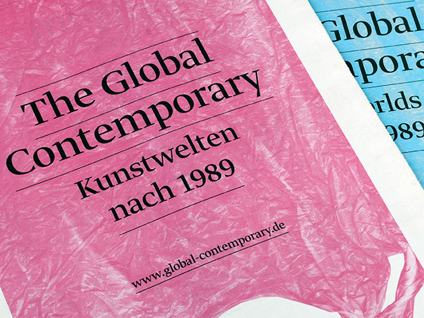 The Global Contemporary, Zeitung