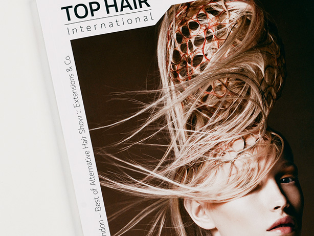 TOP Hair International, Magazin